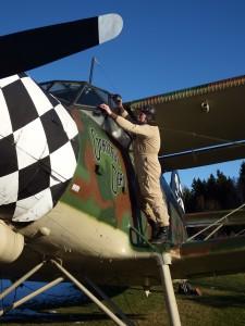 Flygaroverall 1944